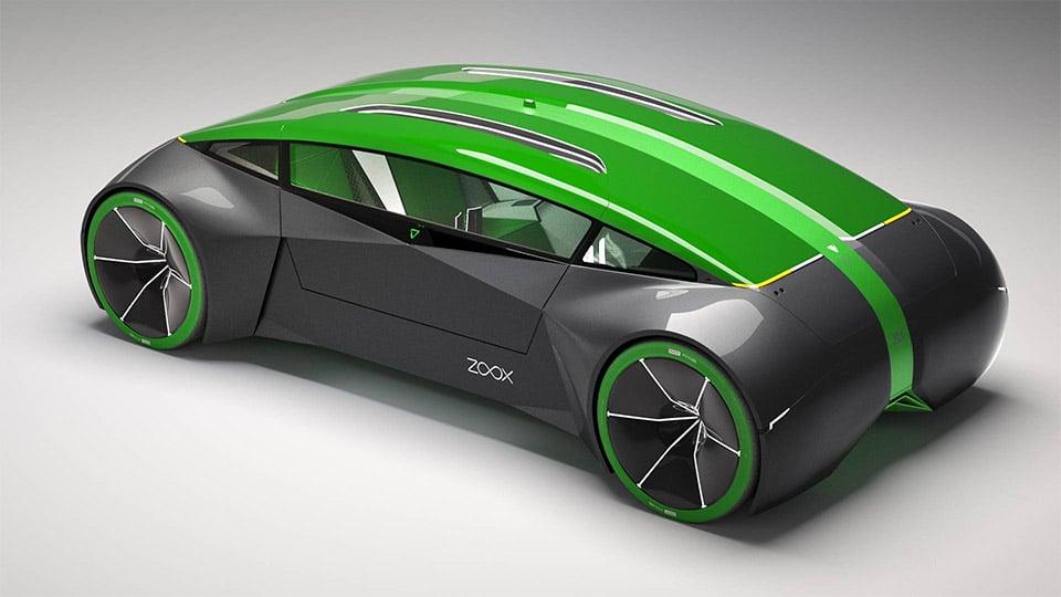 Zoox Boz Concept Would Be Fully Autonomous