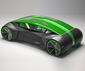 Zoox Boz Concept Would Be Fully Autonomous