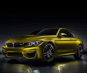 2014 BMW M4 Coupe Concept
