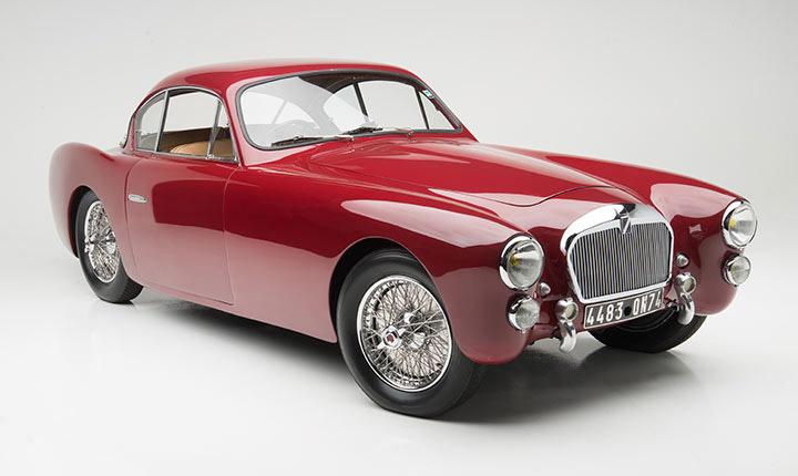 1955 Talbot-Lago T26 Grand Sport