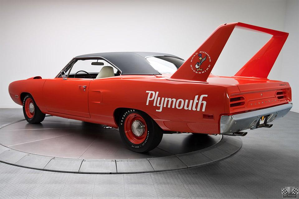 426 Hemi Engine For Sale >> 1970 Plymouth Road Runner Superbird - 95 Octane