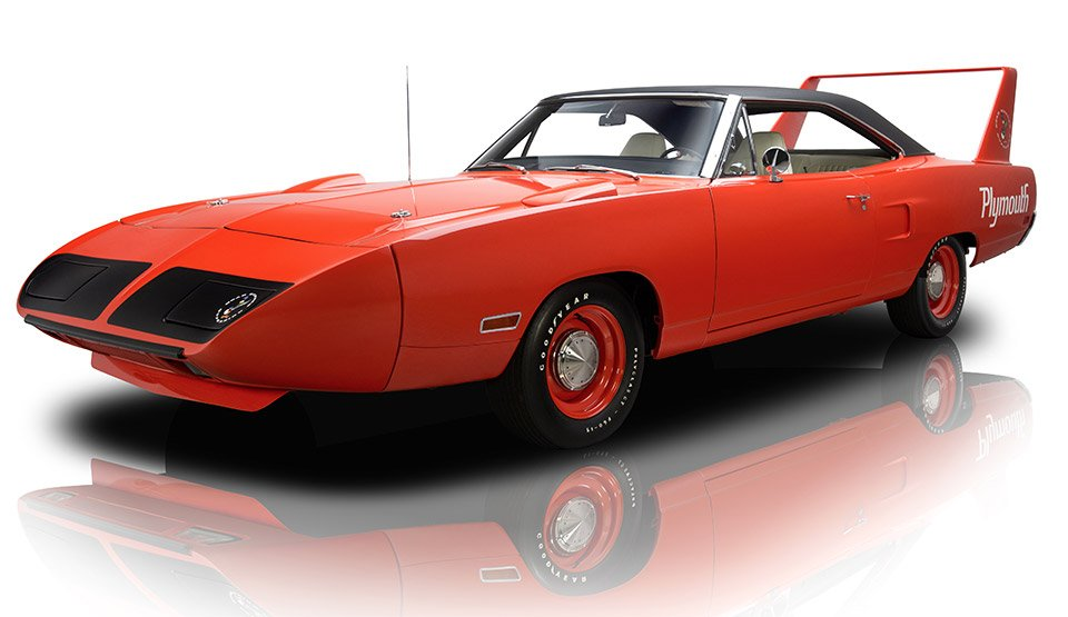 1970 Plymouth Road Runner Superbird