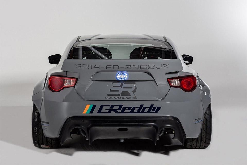 2013 Scion FR-S GReddy Performance Custom - 95 Octane