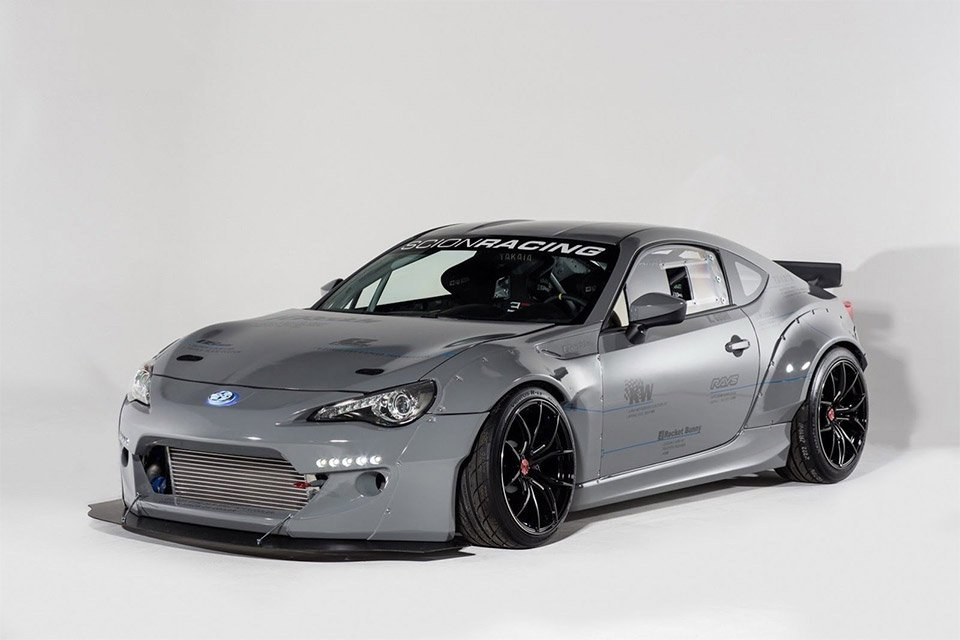 2013 Scion Fr S Greddy Performance Custom 95 Octane