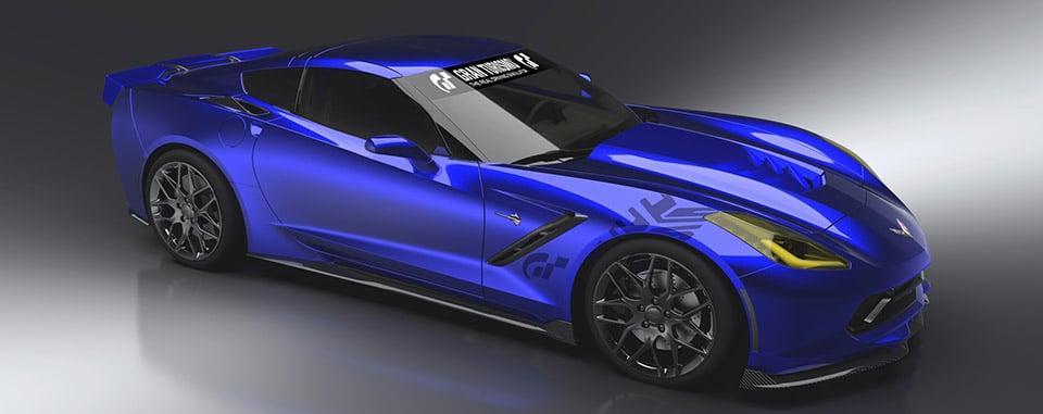 2014 Corvette Stingray Gran Turismo 6 Edition