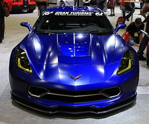 2014 Corvette Stingray Gran Turismo 6 Edition