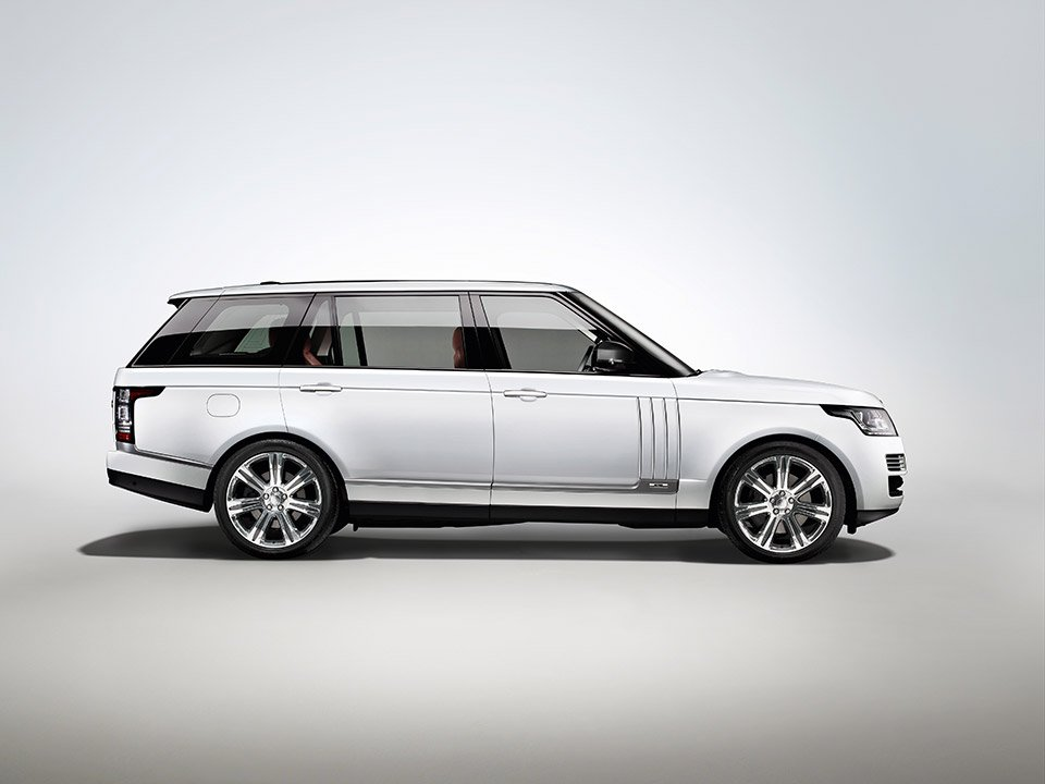 2014 Range Rover Autobiography Black