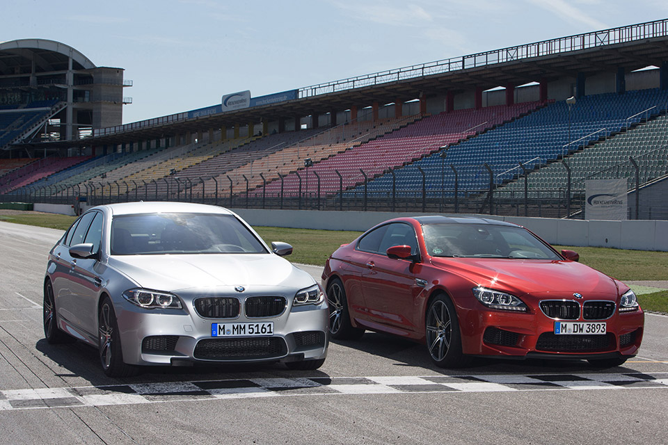 2014 BMW M5/M6 Competition Package