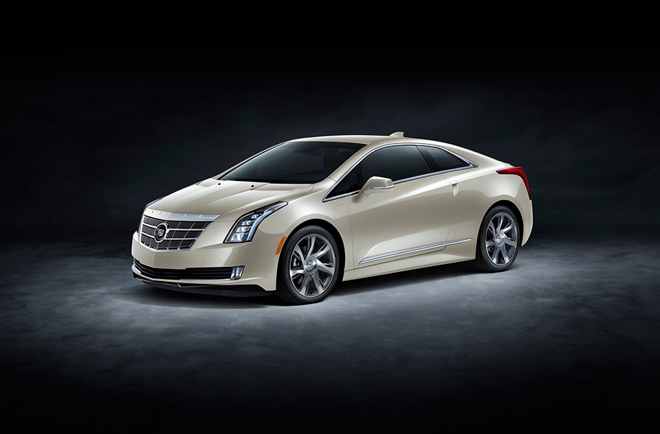 2014 Cadillac ELR Saks Fifth Avenue Edition