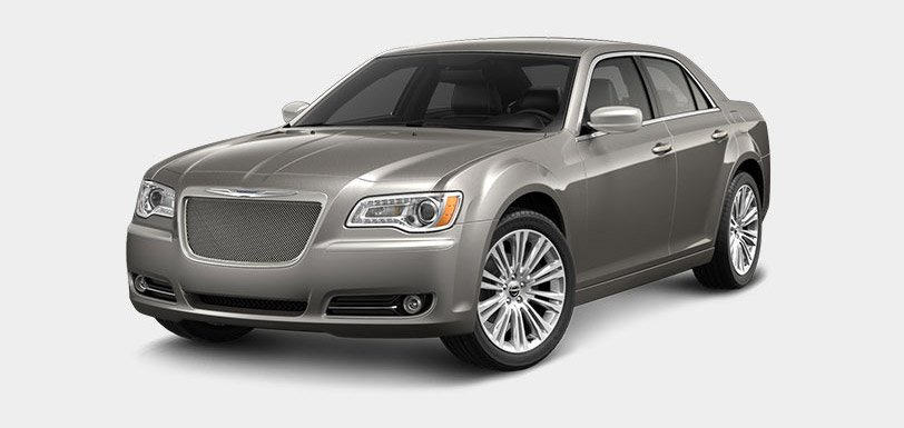 2014 Chrysler 300C John Varvatos Luxury Edition