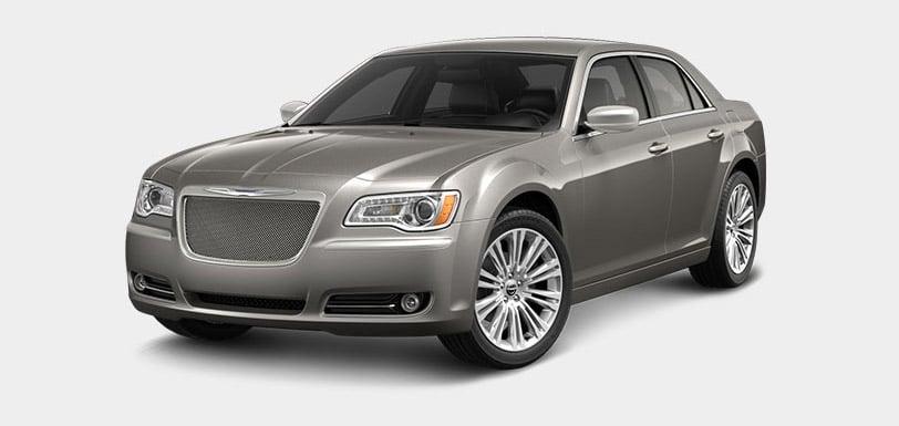 2014 Chrysler 300C John Varvatos Luxury Edition