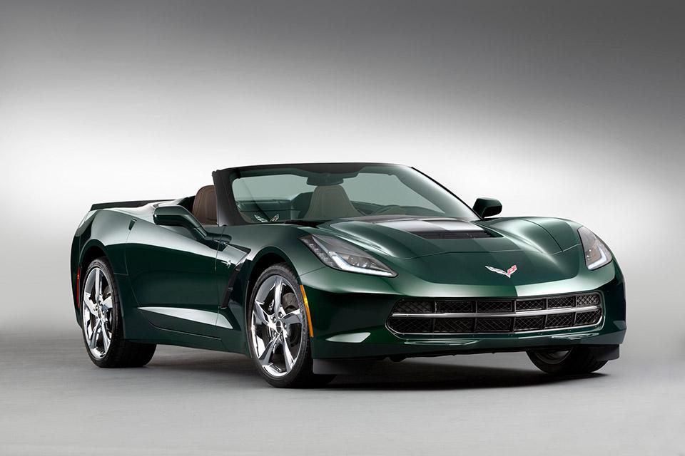 2014 Corvette Stingray Premiere Ed. Convertible