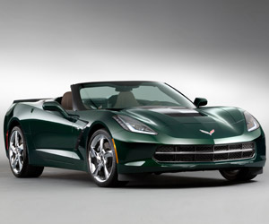 2014 Corvette Stingray Premiere Ed. Convertible