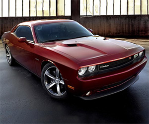 2014 Dodge Charger & Challenger 100th Anniv. Ed.