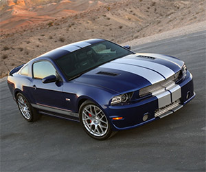 2014 Mustang Shelby GT