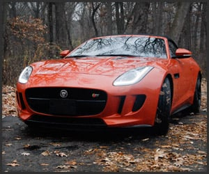 2014 Jaguar F-Type V8 S Review