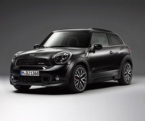 MINI Countryman/Paceman Frozen Black Edition