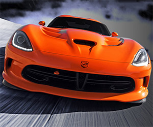2014 SRT Viper TA Limited Edition