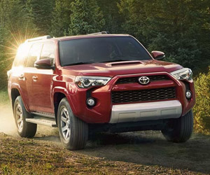 2014 Toyota 4Runner SR5, Limited and Trail