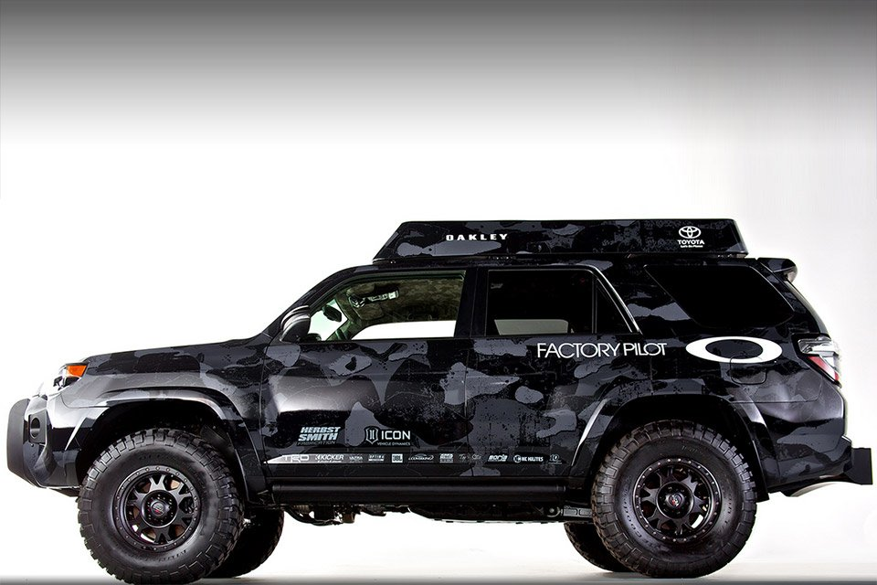 Toyota 4Runner Ultimate Dream Ski Edition
