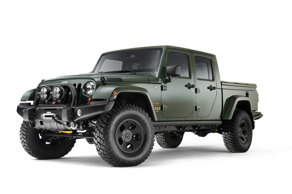 AEV 2013 Brute Double Cab Filson Edition