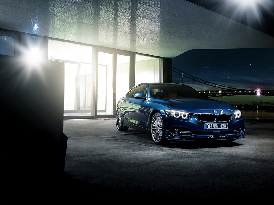 Alpina BMW B4 BiTurbo Coupe