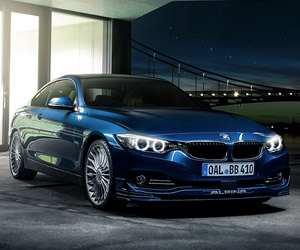 Alpina BMW B4 BiTurbo Coupe