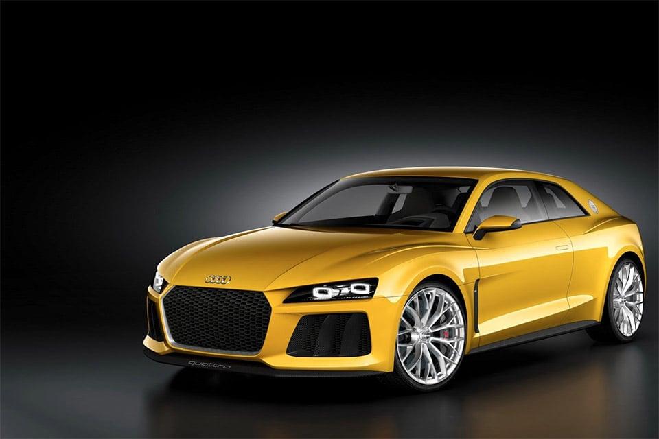 Audi Sports Quattro Concept