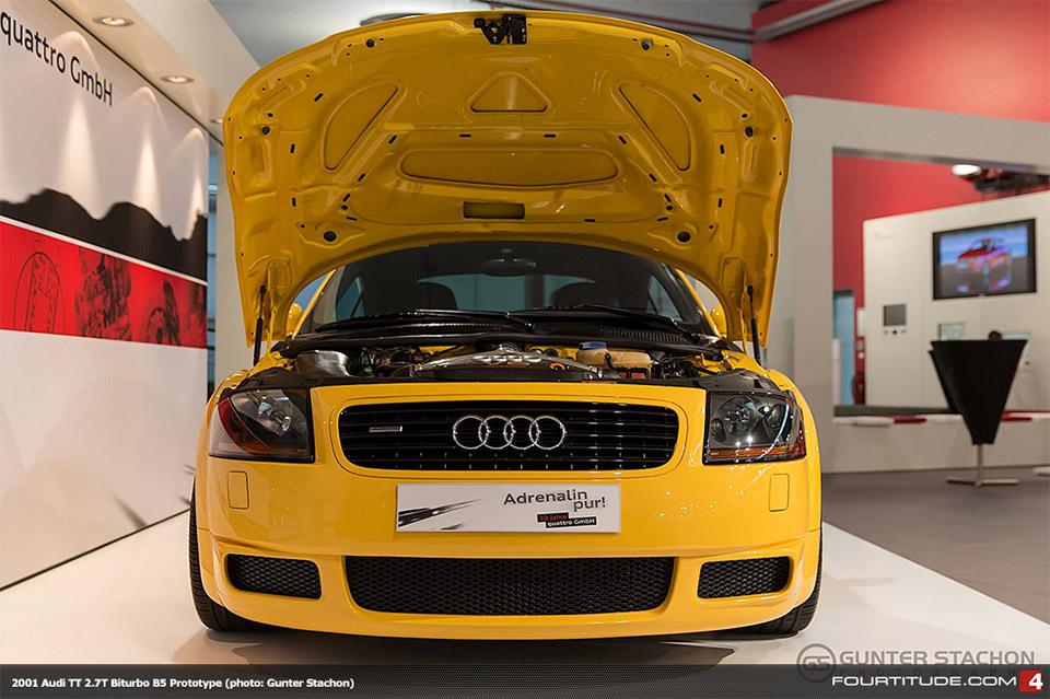 30th Anniversary Audi Sport Quattro Concept