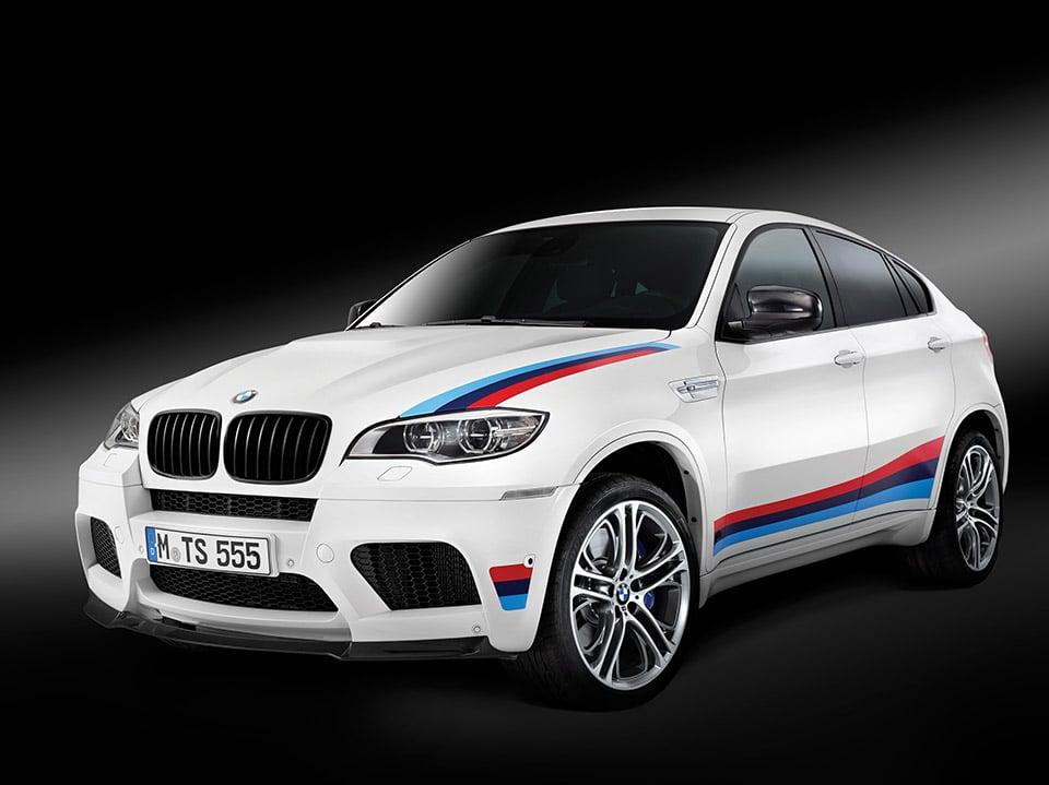 BMW X6 M Design Edition 2013