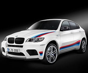 BMW X6 M Design Edition 2013