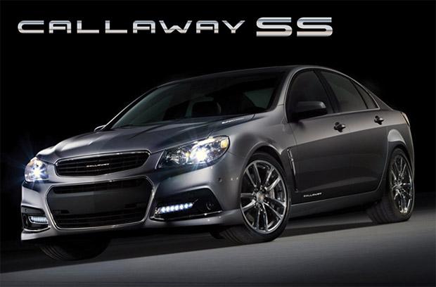 Callaway SS SC570 Sedan