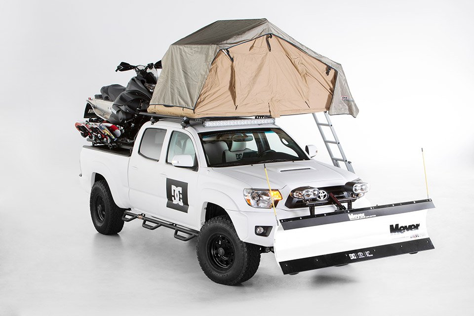 DC Shoes Custom 2014 Toyota Tacoma