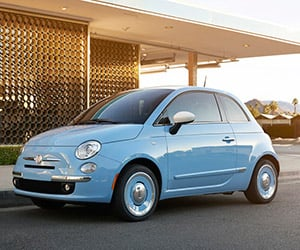 Fiat 500 1957 Limited Edition