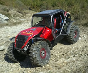 Ghe-O Motors Rescue Off-Road Vehicle