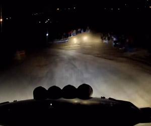 Gigi Galli Rally POV Footage