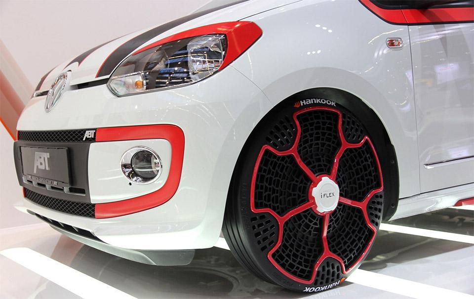 Hankook I-Flex Airless T-Wheel Tires