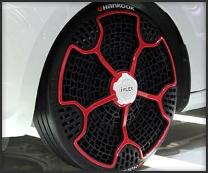 Hankook I-Flex Airless T-Wheel Tires