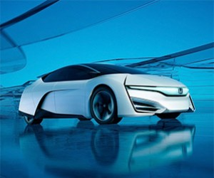 Honda FCEV Hydrogen Fuel Cell Concept