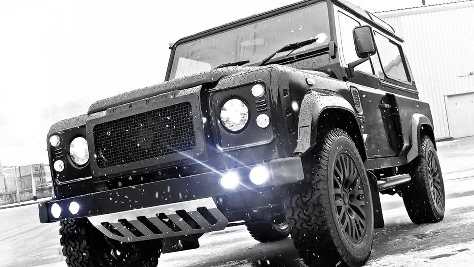 Land Rover Defender 2 2 Tdci Xs 90 Concept 95 Octane