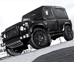 Land Rover Defender 2.2 TDCI XS 90 Concept