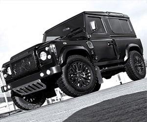 Land Rover Defender 2.2 TDCI XS 90 Concept