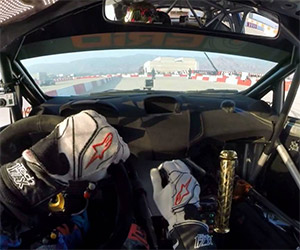 Gymkhana Six: 100% on GoPro Edition