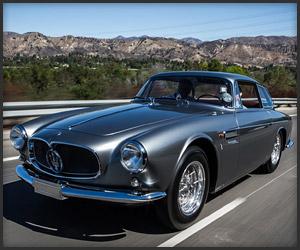 Jay Leno: 1956 Maserati A6G-2000 Allemano