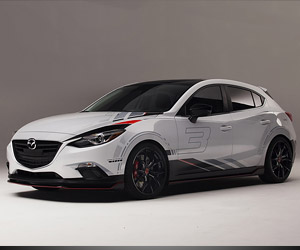 2014 Mazda Club Sport 3 Concept