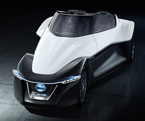 Nissan BladeGlider EV Concept