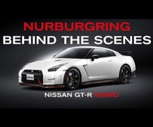 Behind the Scenes: Nissan GT-R NISMO at Nürburgring