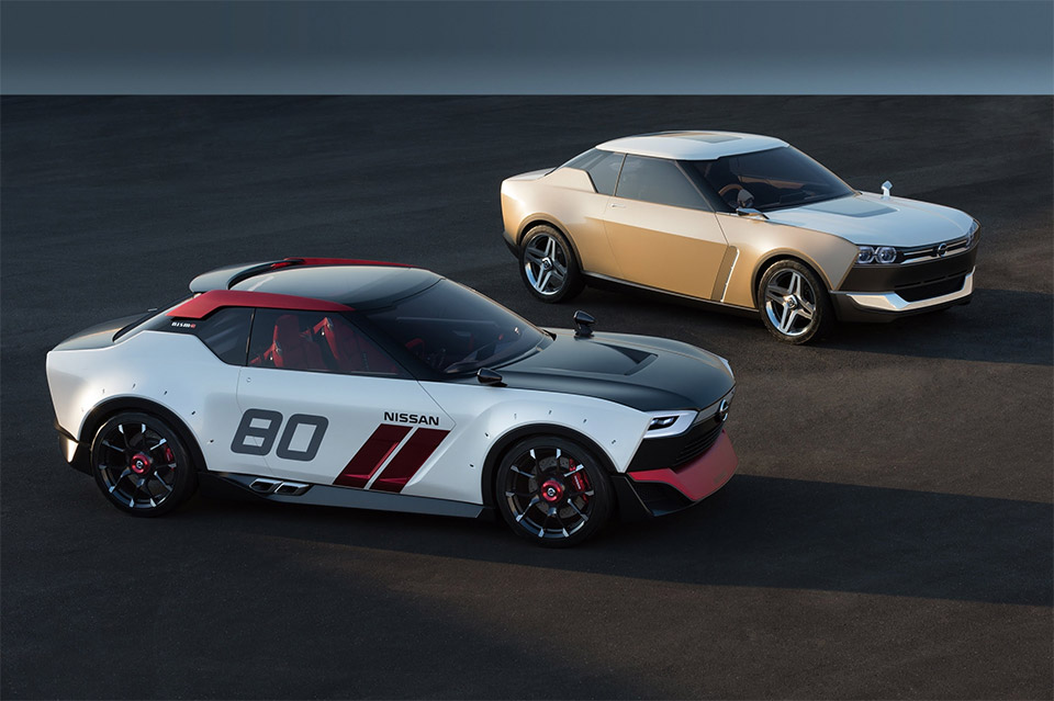Nissan IDx NISMO and IDx Freeflow Concepts