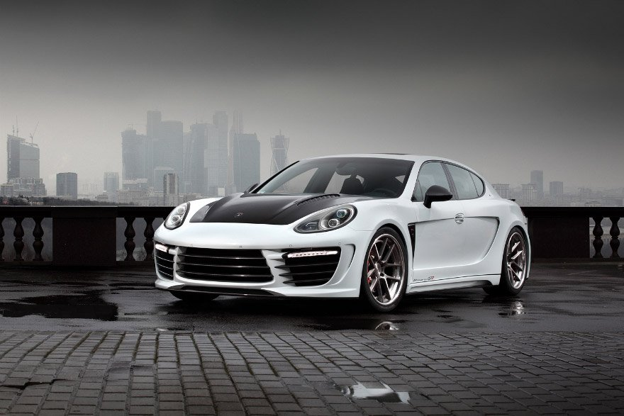 2014 Porsche Panamera Stingray GTR Custom