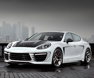 2014 Porsche Panamera Stingray GTR Custom